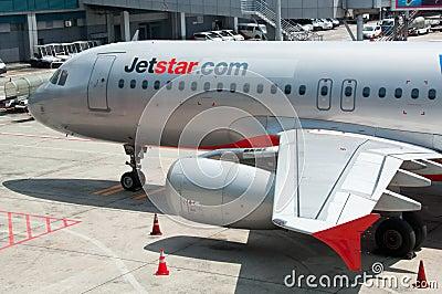 Jetstar Airbus A330 Editorial Image