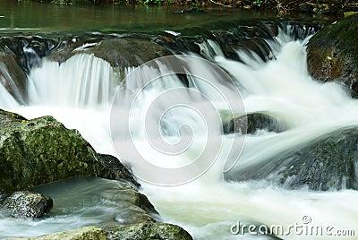 Jett Coath waterfall