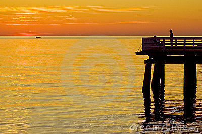 Jetty In Sopot Royalty Free Stock Photography - Image: 7715257
