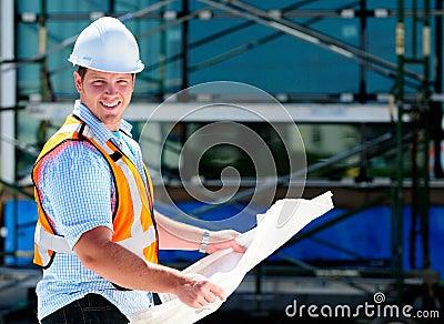 Jeune architecte