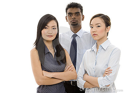Jeune gens d affaires 3