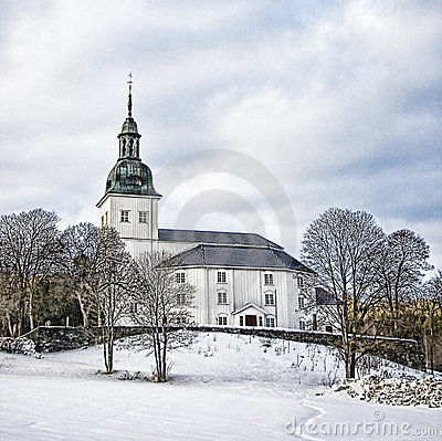 Jevnaker Church HDR