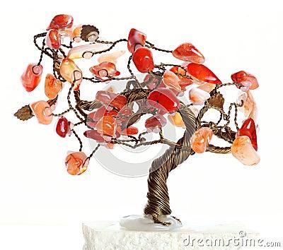 Jewel happiness tree