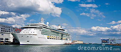 Jewel of the Seas - Cruise Ship Editorial Photography