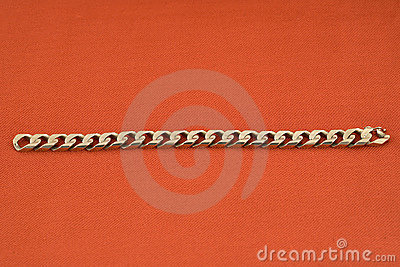 Jewelery gold bracelet