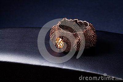 Jewellery platinum gold bracelet