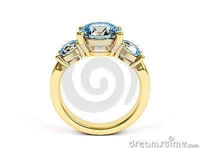 Jewellery ring.