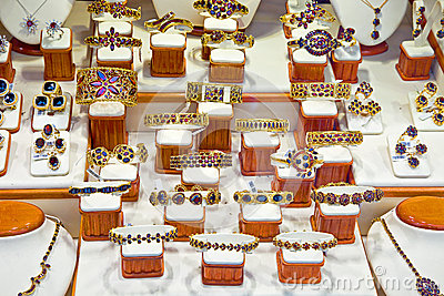 Jewellery Editorial Image
