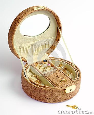 Free Jewelry Box Stock Photos - 2518883