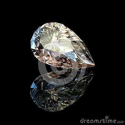 Free Jewelry Gems Pear Shape Stock Image - 28220491