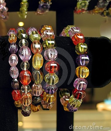 Free Jewelry On Display Royalty Free Stock Image - 1917406