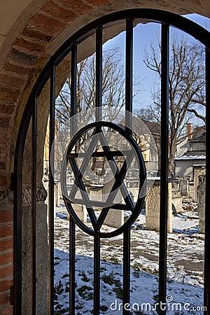 Jewish Cemetery - Krakow - Poland