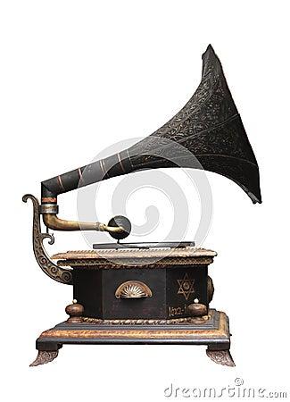 Jewish gramophone