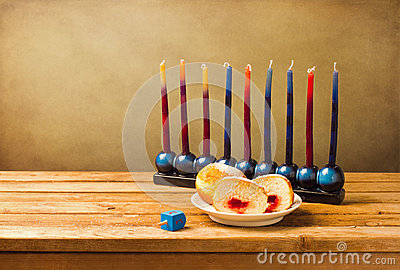 Jewish Hanukkah holiday