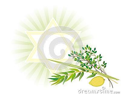 Jewish holiday of Sukkot Holiday