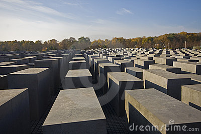 Jewish memorial Editorial Image