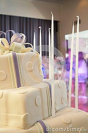 Jewish Mitzvah Cake