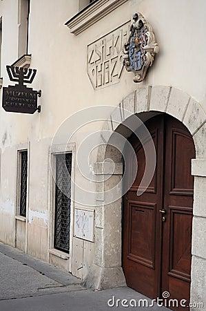 Jewish museum Editorial Photo