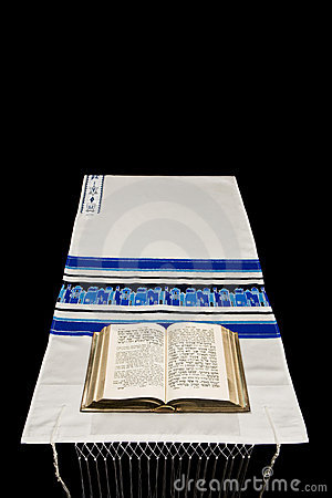 Jewish Prayer Shawl, Tallit