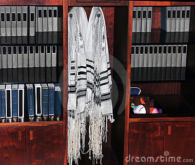 Jewish Prayer Shawls
