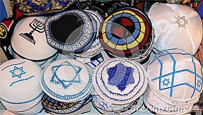 Jewish religious caps