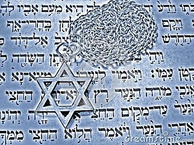 Jewish religious symbols effect