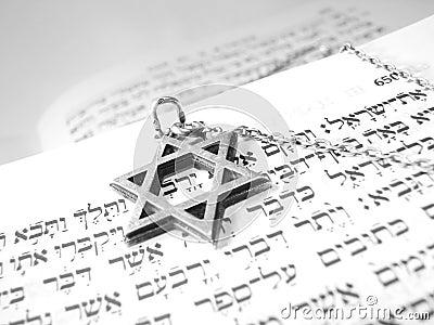 Jewish religious symbols macro