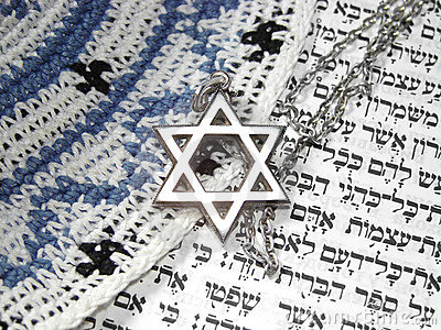 Jewish religious symbols from top 2