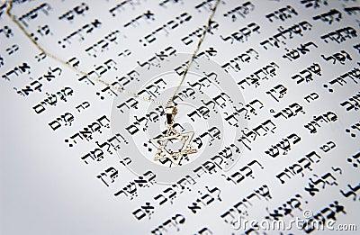 Jewish script