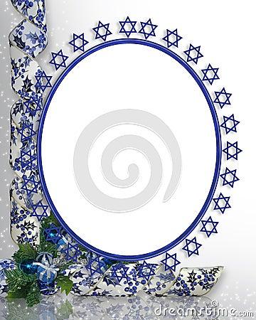 Jewish Star Frame