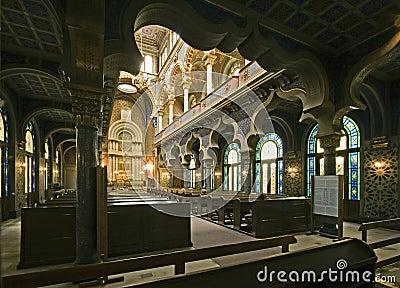 Jewish synagogue