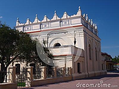 Jewish synagogue, Zamosc, Poland