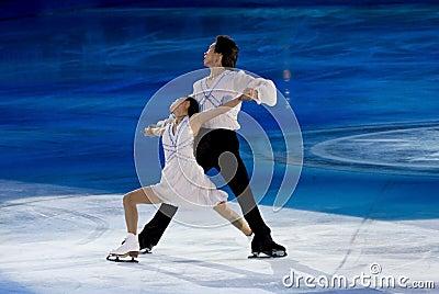Jian Tong and Qing Pang Editorial Photography