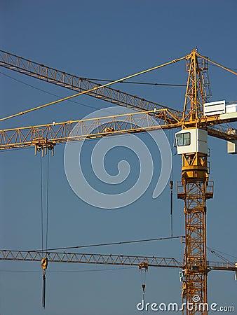 Free Jib Cranes Stock Photos - 101763