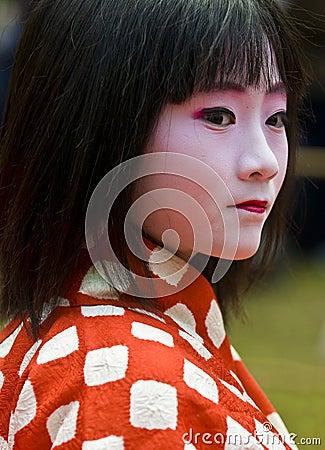 Jidai Matsuri  festival Editorial Photography