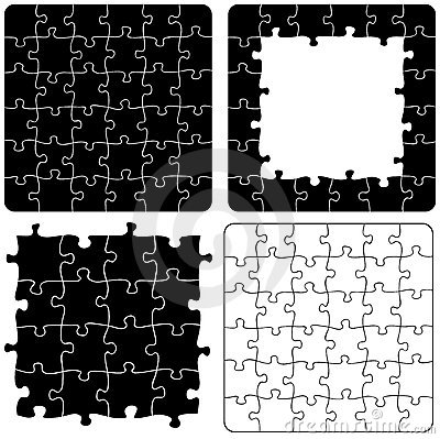 Jigsaw Puzzle Variations/eps