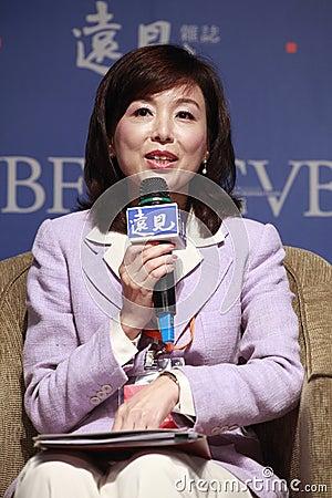 Jih-Chu Lee Editorial Stock Image