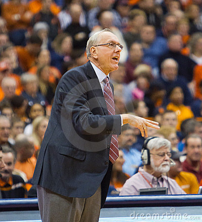 Jim Boeheim Editorial Stock Photo