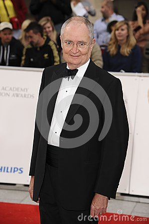 Jim Broadbent Editorial Stock Image