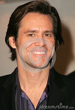 Jim Carrey Editorial Photography