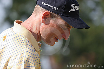 Jim furyk, Tour Championship, Atlanta, 2006 Editorial Photography
