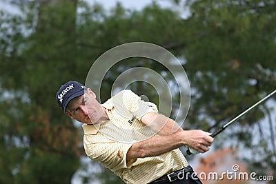 Jim furyk, Tour Championship, Atlanta, 2006 Editorial Photo