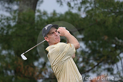 Jim furyk, Tour Championship, Atlanta, 2006 Editorial Photo