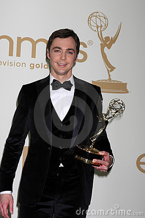 Jim Parsons Editorial Image