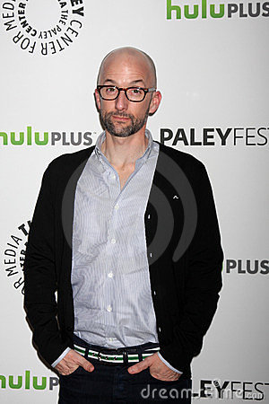 Jim Rash Editorial Stock Image