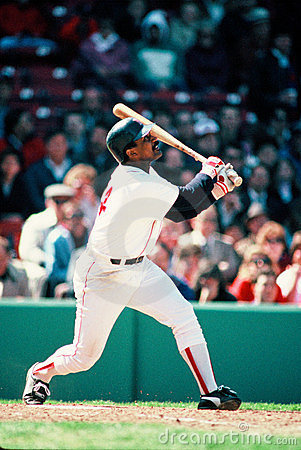 Jim Rice Boston Red Sox Editorial Photo
