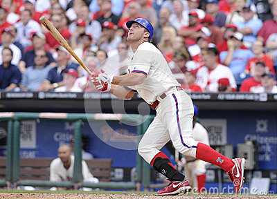 Jim Thome Editorial Stock Photo