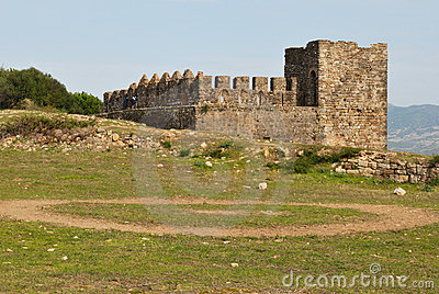 Jimena Castle