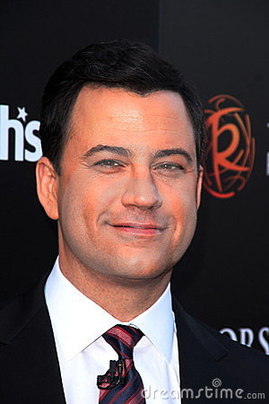 Jimmy Kimmel Editorial Photo