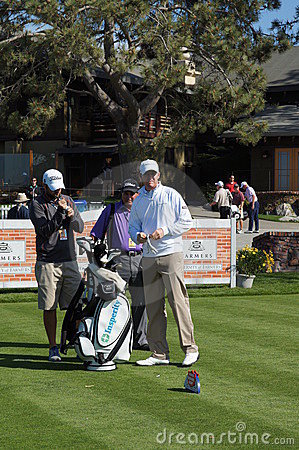 Jimmy Walker 2012 Farmers Insurance Open Editorial Stock Photo